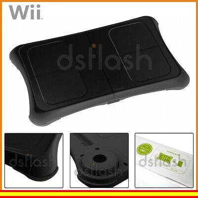 Tabla Wii Fit Compatible Negra de Equilibrio Balance Board Color Negro
