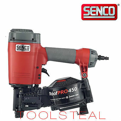 "Senco RoofPro 450 1-3/4"" Coil Roofing Nailer BRAND NEW !!  W/ FACTORY WARRANTY!"