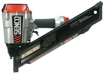 "Senco SN901XP 901 3-1/4"" 34° Clipped Head Paper Tape Framing Nailer - 4Z0001N"