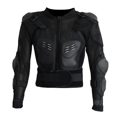Veste Armure Protection Moto Enduro Trial Jacket Motocross Armor Vest Protection