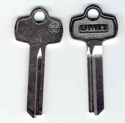 Best BE3D D Keyway Nickle Silver Key Blank X2