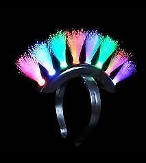 MOHAWK HEADBOPPER - Fibre optic - Box of 54