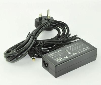 Replacement Gateway 3018Gz Adapter Charger 19V 3.42A With Lead