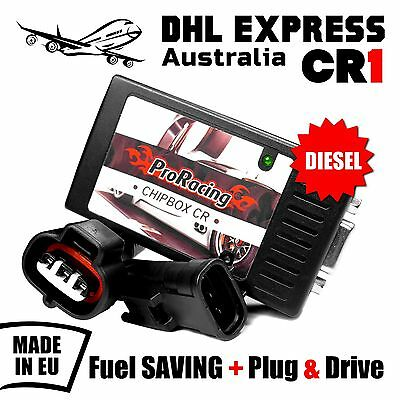 Power Box HOLDEN COLORADO 2.8 TD CRD Diesel Chip Tuning Module Performance CR1