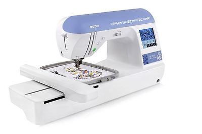 Brother SE1800 Sewing Embroidery Machine 5X7 Hoop LCD Screen 6 Fonts New