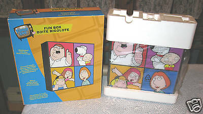 Illuminated Light Box Family Guy 2006 MB FREE SHIPPING