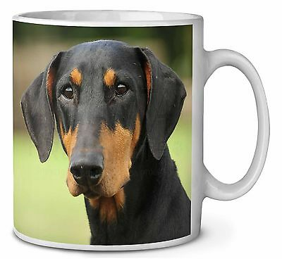 Dom i Meble I'M WALKING MY MINIATURE PINSCHER Novelty/Funny Printed Coffee Mug Gift O621