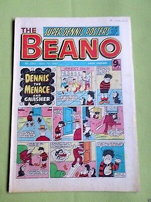 The Beano  - Uk Comic - 7 Nov 1981  - #2051