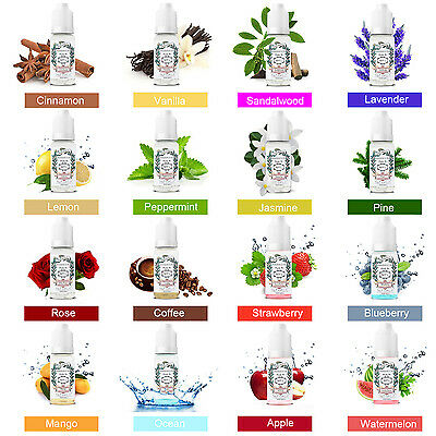 Fragrance Oils For Oil Burners Room And Home Scent 10Ml Scented Fragrance Oil As