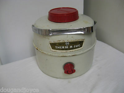 Older KNAPP MONARCH Therm-A-Jug Thermos-Patented