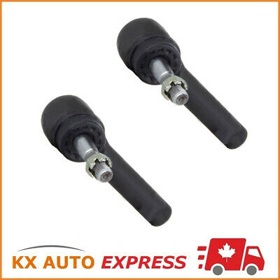 2X Front Outer Tie Rod End For Pontiac Montana V6 3.4L 2002 2003 2004 2005