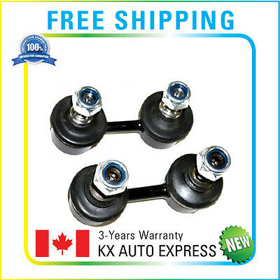 2X Front Stabilizer Sway Bar Link For Geo Prizm 1993 1994 1995 1996 1997