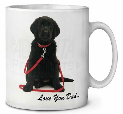 Goldador Dog 'Love You Dad' Coffee/Tea Mug Christmas Stocking Filler G, DAD-69MG