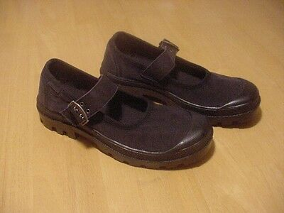 New Union Bay Ladies Black Canvas Garden Loafer (See Sizes)