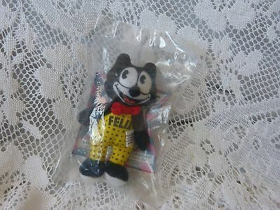 Felix the Cat Stuffed Toy Wendy's Kid Meal 1996