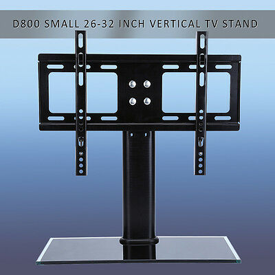 Universal Tabletop Tv Stand Pedestal Base Wall Mount For 26 32 Lcd