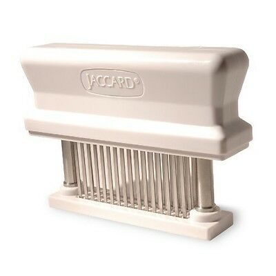 Jaccard 48 S/S Blades Meat Tenderizer White 200348 NEW