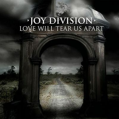 "Joy Division - Love Will Tear Us Apart - 7"" Green Vinyl Brand New Sealed 2009"