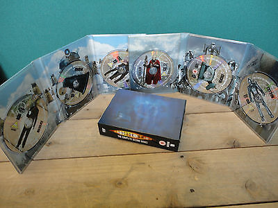 Dr Who Complete Second Series (Doctor Who Season 2) DVD 2nd series two complete^