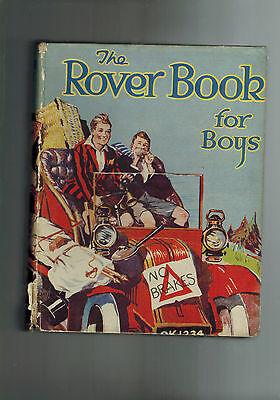 ROVER ANNUAL 1928 from Rover Comic - D. C. Thomson