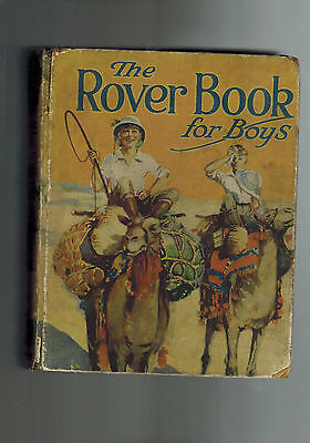 ROVER ANNUAL 1929 from Rover Comic - D. C. Thomson