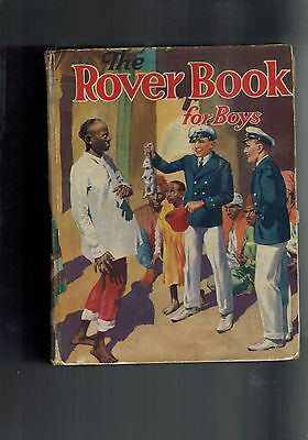 ROVER ANNUAL 1934 from Rover Comic - D. C. Thomson BUT!