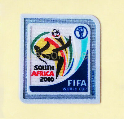 TOPPA FIFA World Cup South Africa 2010 Patch Football Badge