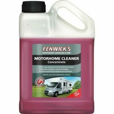 Fenwicks Advanced Caravan / Motorhome Care Cleaner Concentrate - 1 Litre