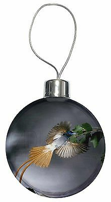 Humming Bird Christmas Tree Bauble Decoration Gift, AB-91CB