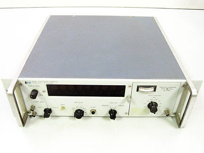 Hp 5246L Electronic Counter & 5251A Frequency Converter