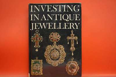 Investing in Antique Jewellery Falkiner, R. Very Good Book