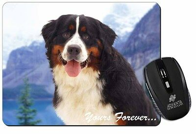 Bernese Mountain Dog Computer Mouse Mat Christmas Gift Idea, AD-BER6yM