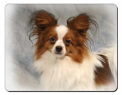 Papillon Dog Computer Mouse Mat Christmas Gift Idea, AD-PA1M