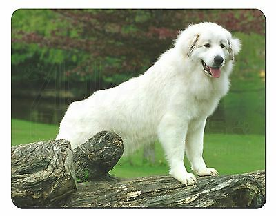 Pyrenean Mountain Dog Computer Mouse Mat Christmas Gift Idea, AD-PM1M