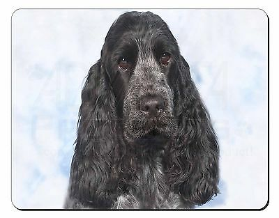 Blue Roan Cocker Spaniel Dog Computer Mouse Mat Christmas Gift Idea, AD-SC5M