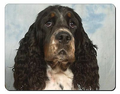 Springer Spaniel Dogs Computer Mouse Mat Christmas Gift Idea, AD-SS11M