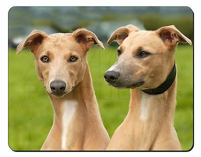 Whippet Dogs Computer Mouse Mat Christmas Gift Idea, AD-WH1M