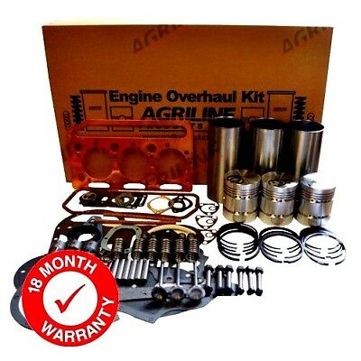 Engine Overhaul Kit Fits Massey Ferguson 35 Tractor Perkins A3.152 Engine