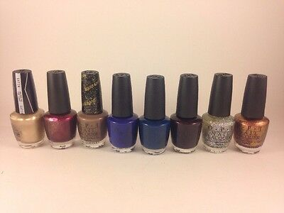 OPI NAIL LACQUER Rare Shades - Choose Your Color - Assorted Colors 15ml