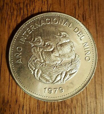 Costa Rica 100 Colones, 1979, International Year of the Child