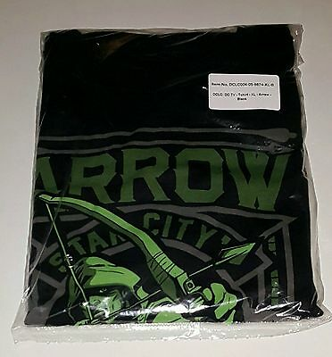 Legion of Collectors Arrow T-Shirt - Size XXL, XX-Large, 2X - DC TV box - NWT
