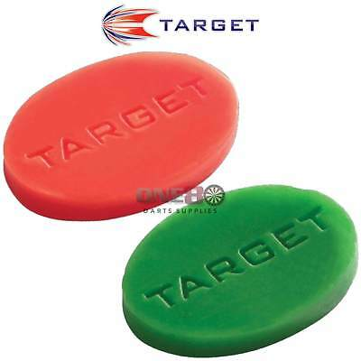 2 Sets, Target Non Slip Dart Finger Grip Wax, Dart Accessories, 1 Set Per Colour