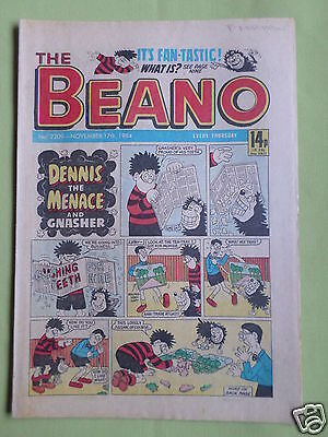 The Beano  - Uk Comic - 17 Nov 1984  - #2209