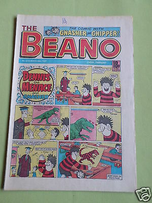 The Beano  - Uk Comic - 28 Mar 1987  - #2332