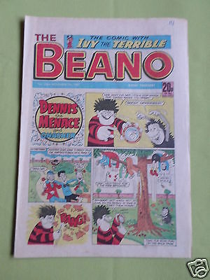 The Beano  - Uk Comic - 7 Nov 1987  - #2364