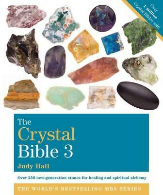 Crystal Bible - Hall, Judy - New Paperback Book