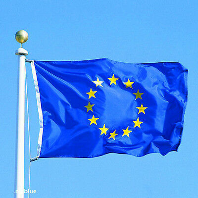 European Union EU Flag Banner Europe Stars Brexit Referendum Election 5 x 3 FT #