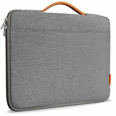 Inateck Microsoft Surface Pro 3 - Surface Pro 4- Sleeve Hülle Tasche, Dunkelgrau