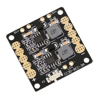 Hot CC3D Flight 12V PDB Power Distribution Board PCB For Mini QAV250 BEC