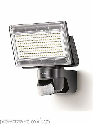 Steinel XLED Home 1 LED PIR Floodlights in Black White or Silver with 14m Sensor
